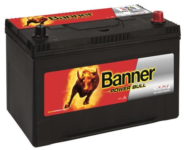 BANNER 95AH 740A POWER BULL R+