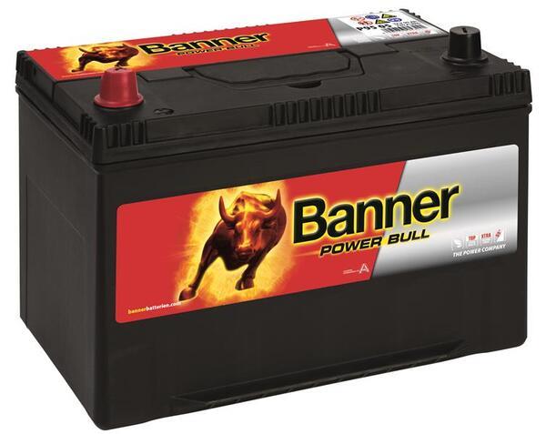 BANNER 95AH 740A POWER BULL L+