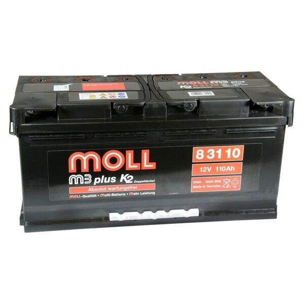 MOLL 110AH 900A M3PLUSK2 R+