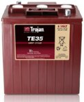 TROJAN 245AH 6 VOLT DEEP-CYCLE FLOODED BATTERIES - WITH T2 TECHNOLOGY R+