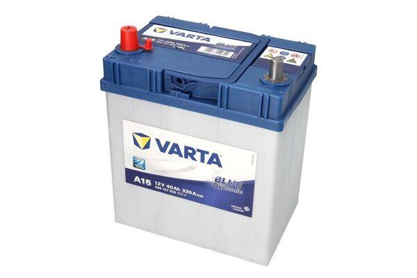 VARTA 40AH 330A BLUE DYNAMIC L+