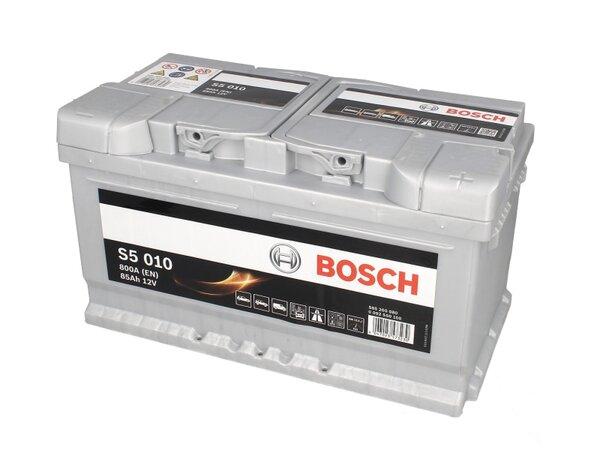 BOSCH 85AH 800A SILVER S5 R+