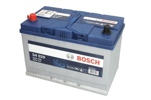 BOSCH 95AH 830A SILVER S4 L+