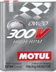 MOTUL 300V HIGH RPM 0W-20 2L