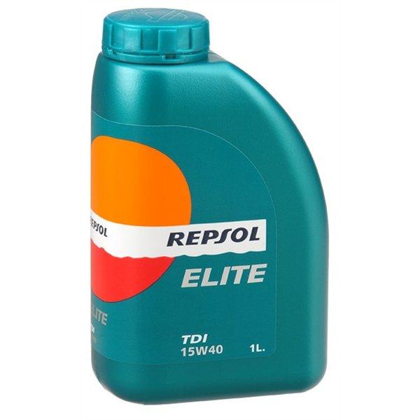 REPSOL ELITE TDI 15W40 1L