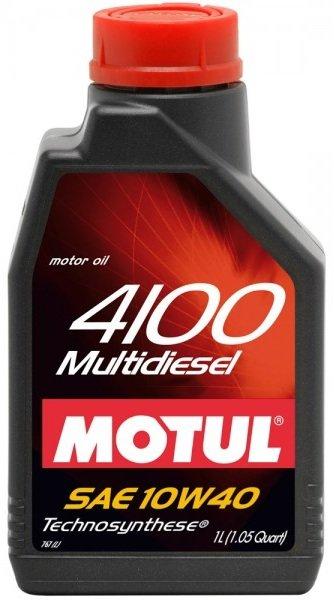 MOTUL 4100 MULTI D 10W-40 1L