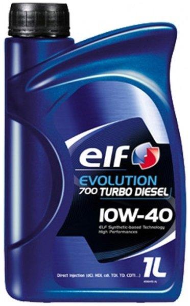 ELF EVOLUTION 700 TD 10W-40 1L