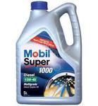 MOBIL SUPER 1000 X1 DIESEL 15W40 5L