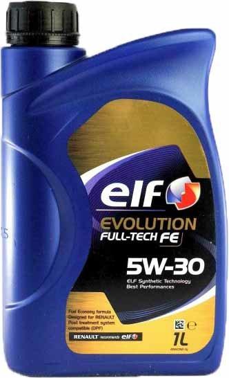 ELF EVOLUTION F-TECH FE 5W-30 1L