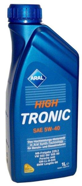 ARAL HIGHT TRONIC NEU 5W-40 1L