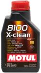 MOTUL 8100 X-CLEAN 5W-40 1L