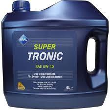 ARAL SUPER TRONIC 0W-40 4L