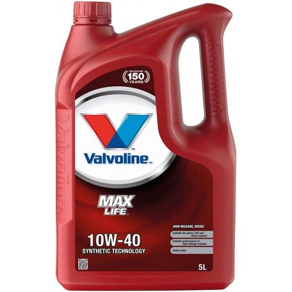 VALVOLINE MAXLIFE DIESEL 10W40 5L SW