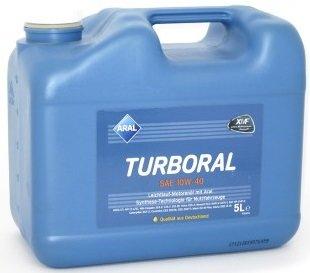 ARAL TURBORAL 10W-40 5L