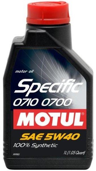 MOTUL SPECIFIC 0710 0700 5W-40 1L
