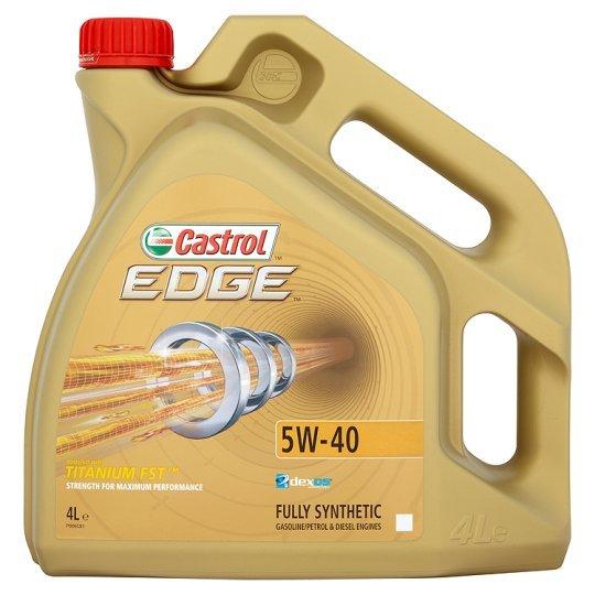CASTROL EDGE TITANIUM FST 5W-40 4L