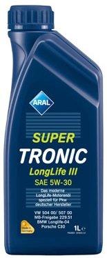 ARAL SUPER TRONIC LONGLIFE3 5W-30 1L