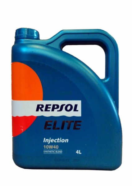 REPSOL ELITE INJECTION 10W40 4L