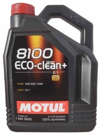 MOTUL 8100 ECO-CLEAN + 5W-30 5L