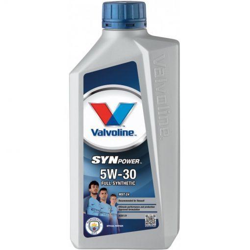 VALVOLINE SYNPOWER MST C4 5W30 1L SW