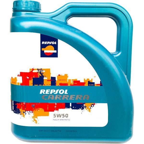 REPSOL CARRERA 5W50 5L