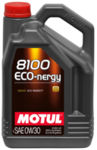 MOTUL 8100 ECO-NERGY 0W-30 5L
