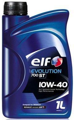 ELF EVOLUTION 700 STI 10W-40 1L