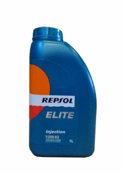 REPSOL ELITE INJECTION 10W40 1L