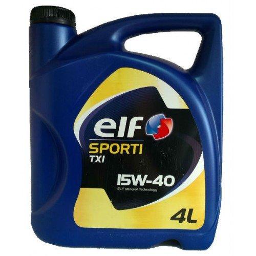 ELF SPORT TXI 15W-40 4L