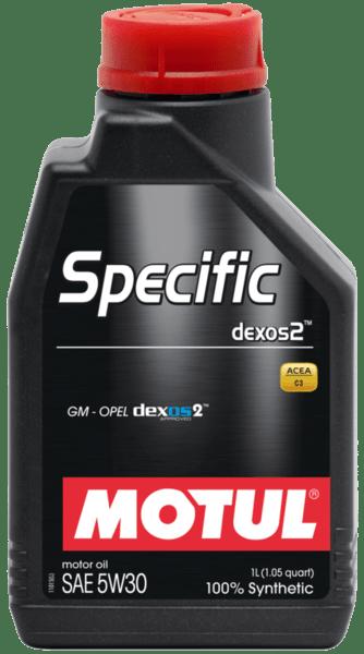 MOTUL SPECIFIC DEXOS2 5W-30 1L