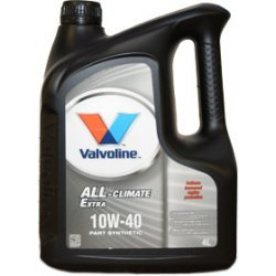 VALVOLINE VAL ALL CLIMATE EXTRA 10W40 4L SW