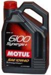MOTUL 6100 SYNERGIE + 10W-40 4L