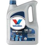 VALVOLINE SYNPOWER XL-III C3 5W30 4L SW