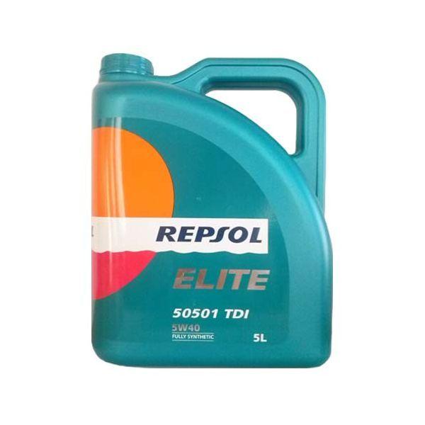 REPSOL ELITE TDI 5W40 5L