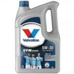 VALVOLINE SYNPOWER MST C3 5W30 5L SW