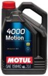 MOTUL 4000 MOTION 15W-40 4L