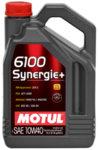 MOTUL 6100 SYNERGIE + 10W-40 5L