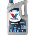 VALVOLINE SYNPOWER ENV C1/C2 5W30 5L SW