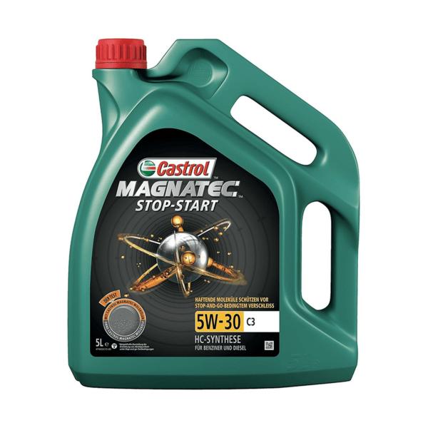 CASTROL MAGNATEC C3 START-STOP 5W-30 5L