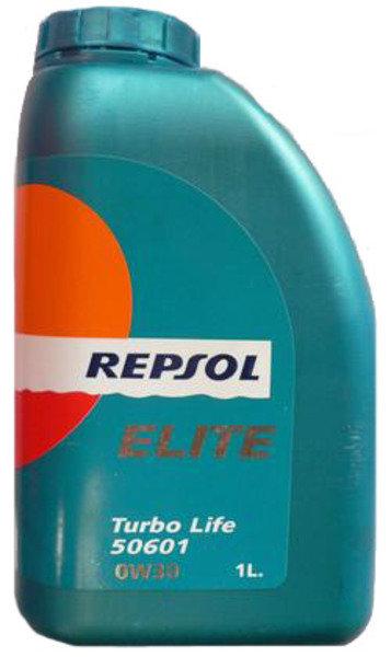 REPSOL ELITE TURBO LIFE 0W30 1L