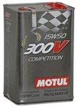 MOTUL 300V COMPETITION 15W-50 5L
