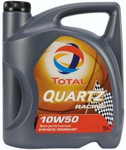 TOTAL QUARTZ RACING 10W-50 5L
