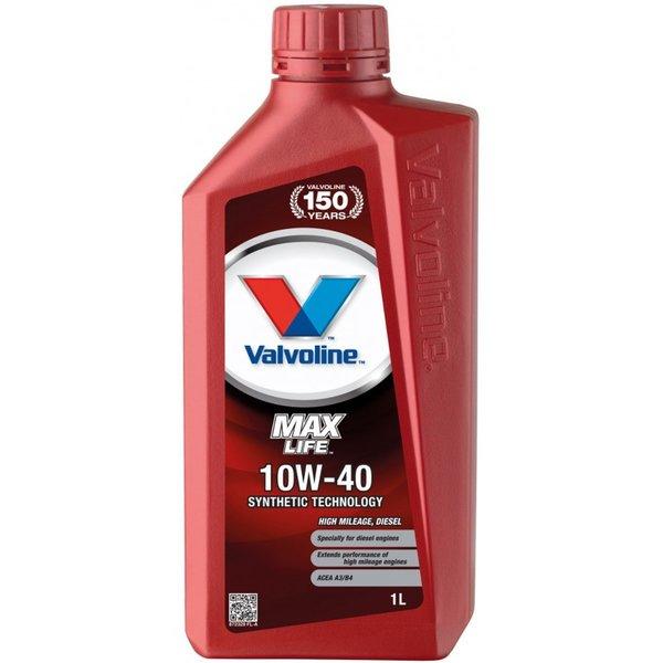 VALVOLINE MAXLIFE DIESEL 10W40 1L SW