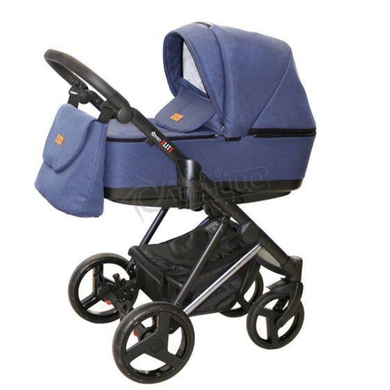 Бебешка количка ELITE Deep Blue Ocean - NIO