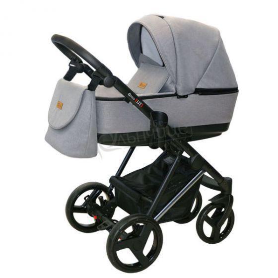 Бебешка количка ELITE Tender Dust - NIO