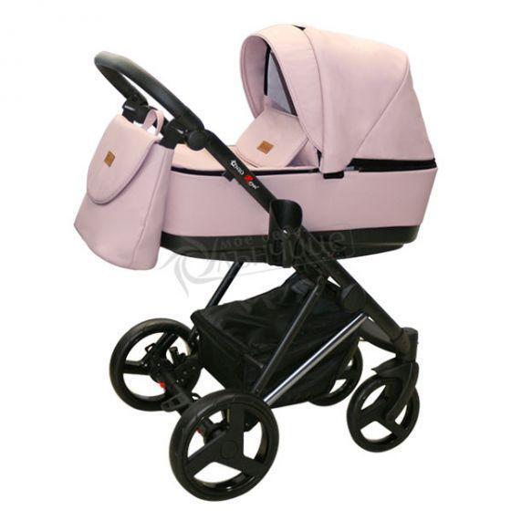 Бебешка количка ROYAL Pink - NIO