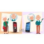 Анкета №3: Баба Ви/Дядо Ви с какъв телефон работят?
