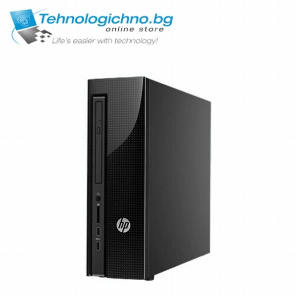 HP Slimline 260-a121nf J3060 4GB 1TB SFF