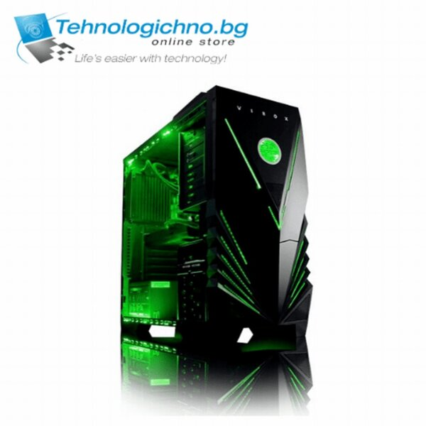 ViBox Assembled PC А4-6300 8GB 1TB Radeon