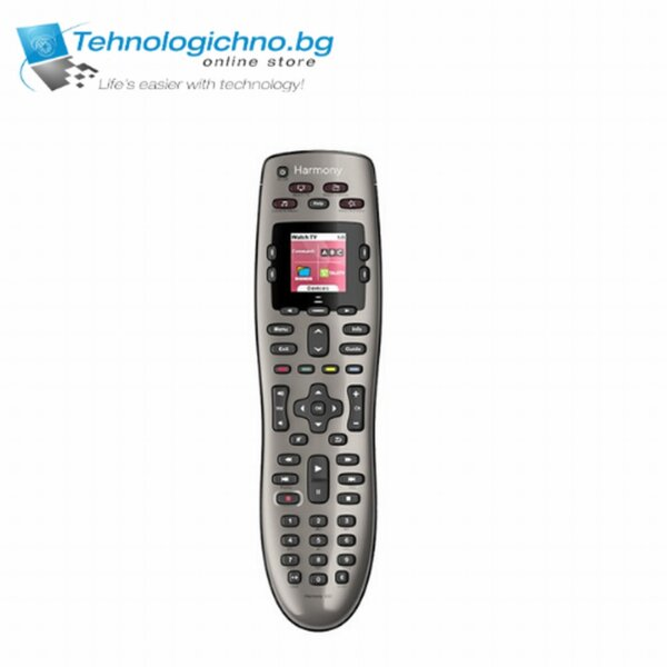 Дистанционно Logitech Harmony 650